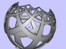 赤平投影 3D模型 图1