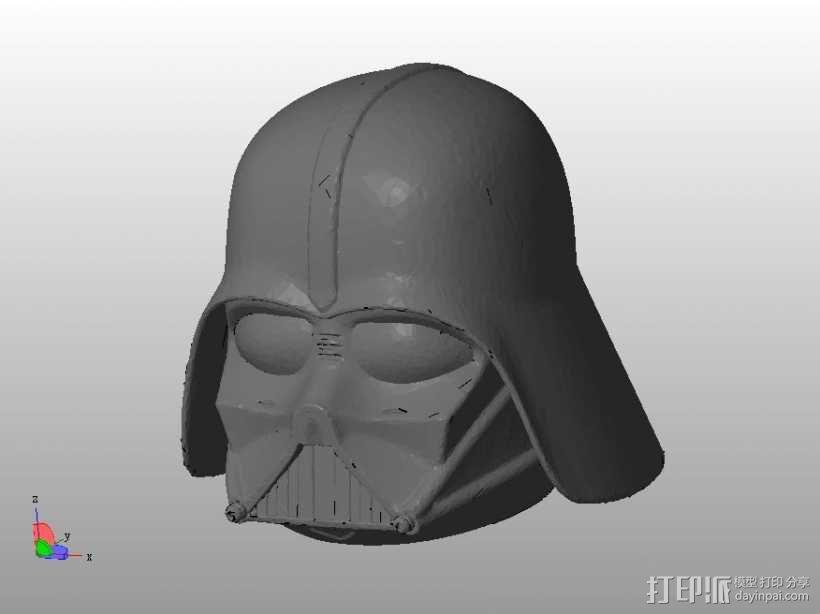 黑暗公爵 3D模型  图1