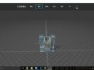 机器人手机座 3D模型 图10