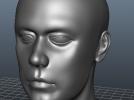 外国人 3D模型 图1