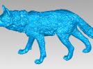 狼 3D模型 图1