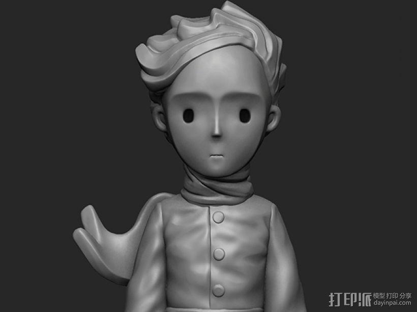 《小王子》 3D模型  图2