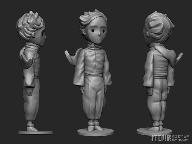 《小王子》 3D模型  图3