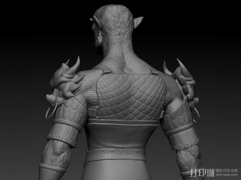大圣孙悟空 3D模型  图3