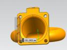 三角洲热头散热器 3D模型 图2