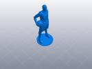 《灌篮高手》——樱木花道 3D模型 图5