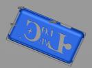 mx4 魅族 保护壳  3D模型 图2