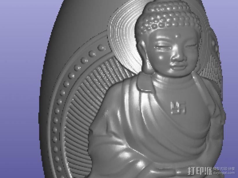 新八大 守护神201300704-1 3D模型  图1