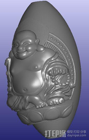 新八大 守护神201300704-2 3D模型  图1
