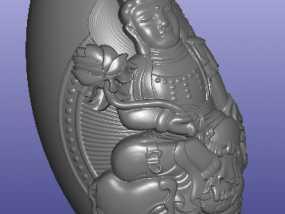 新八大 守护神 3D模型