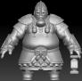 战士 3D模型 图3