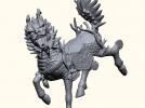 麒麟 3D模型 图1