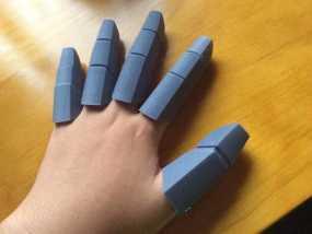 钢铁侠手套 3D模型