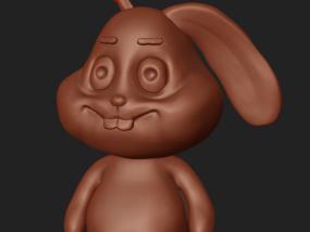 小兔 3D模型