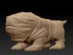 星际宠物 3D模型