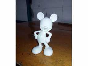Mickey Mouse  3D打印制作