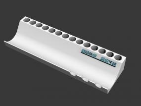 笔座/手机架 3D模型