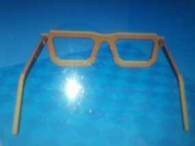 眼镜 3D模型