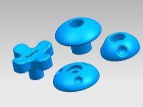 组合玩具 3D模型