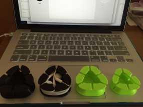 耳机收纳套 3D打印制作