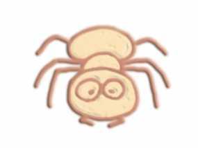 蚂蚁 3D模型