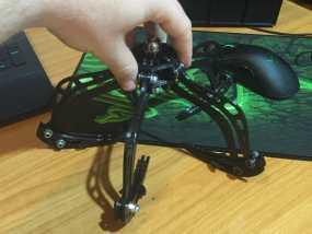 螳螂爪 3D模型