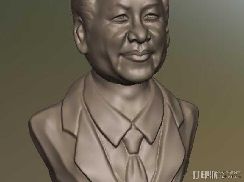 习大大 ——Xi Dada,又名Uncle Xi 3D打印制作  图2