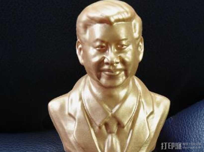 习大大 ——Xi Dada,又名Uncle Xi 3D打印制作  图1