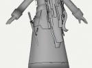 最终幻想 3D模型 图3