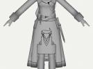 最终幻想 3D模型 图1