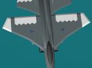 歼击机 3D模型 图2