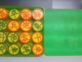 中国象棋 3D打印制作
