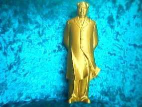 毛泽东 3D打印制作