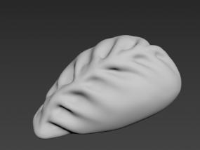饺子 3D模型