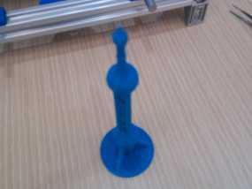 东方明珠 3D打印制作
