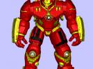 钢铁侠MK44 3D模型 图1