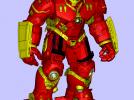钢铁侠MK44 3D模型 图2
