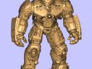 钢铁侠MK44 3D模型 图4