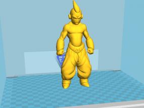 魔布欧 3D模型