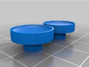 水晶球盒子 3D模型