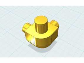 施工架 3D模型