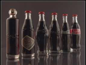 可口可乐 3D模型