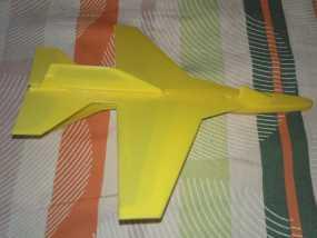 飞机 3D打印制作