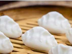 饺子模型 3D模型