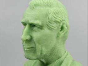 查尔斯王子 3D模型