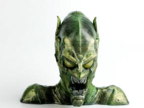 蜘蛛侠绿魔 3D模型