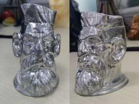 吸血鬼猎手 3D打印制作