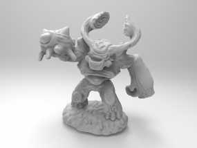 Tree Rex 3D模型