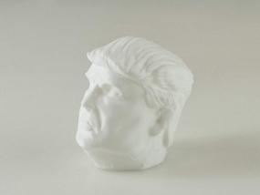 唐纳德 特朗普 3D模型