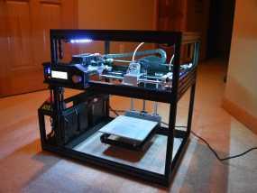 DIY3D打印机所有配件 3D模型